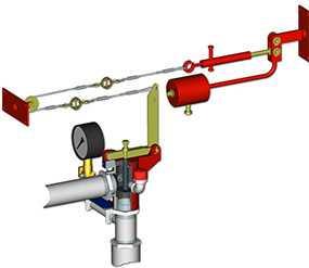 Узел управления дренчерный, 150 мм - ЧПУП АкваВива