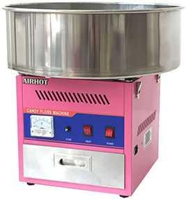 Аппарат для сахарной ваты AIRHOT CF-1 - Airhot