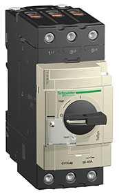 Автоматический выключатель ВАМУ 2,5 (0,55-0,75 кВт) - Магистр (Беларусь)