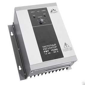 Частотный регулятор скорости РМТ15380 (1,5 кВт) - Магистр (Беларусь)