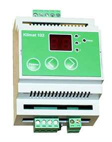 Контроллер Klimat 102 - Магистр (Беларусь)