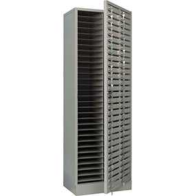 Шкаф абонентский AMB 180/60D ПРАКТИК (металлический) - Практик