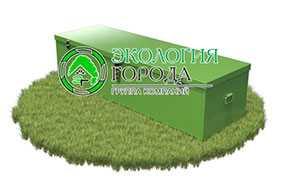 Контейнер для ртутьсодержащих отходов (1600х300х400) - ЗМК Экология города