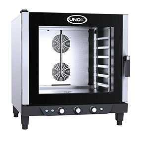 Печь пароконвекционная (шкаф пекарский) UNOX (Унокс) XB 693 Manual - Unox