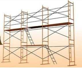 Леса строительные рамные ЛРСП-300