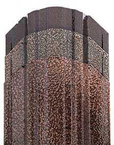 Штакетник UNIX АНТИК, толщина стали 0,5 мм - ЮнисТрейд