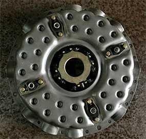 Диск сцепления МАЗ (корзина) ЯМЗ-236,238Н (двухдисковое) 238Н-1601090 - Автодизель