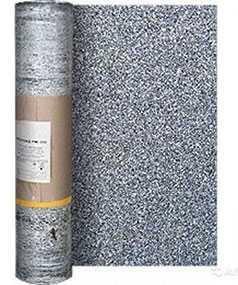 Рубероид РКК-350 (сланец серый), рулон 10 м2 - ТехноНИКОЛЬ