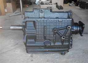 Коробка переключения передач КПП СААЗ 3206 для МАЗ 4370, ПАЗ 4230, ЛАЗ(с дв.ММЗ-Д245.30Е2, 24 зуба) - Смоленский автоагрегатный завод