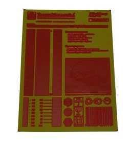 Фотополимерная цифровая пластина для высокой печати nyloprint® WS Digital (толщина пластины=0,73 мм) - FLINT GROUP