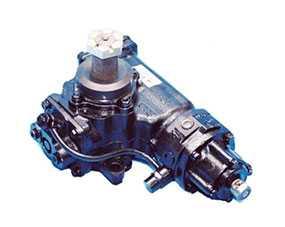 Механизм рулевого управления (перевертыш) для МАЗ-6430,5440 и МАЗ-МАН 64221-3400010-10 - Барановичский автоагрегатный завод