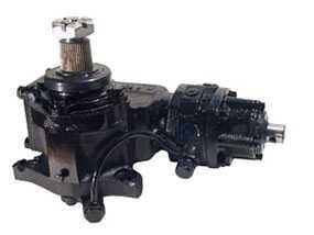 Механизм рулевой МАЗ с трубкой МАЗ-64221, 64226 64229-3400010-01 - Автогидроусилитель