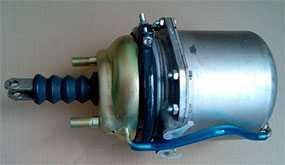 Тормозная камера (энергоаккумулятор) МАЗ,ЗИЛ,КАМАЗ,КРАЗ 100-3519200 - Рославльский автоагегатный завод