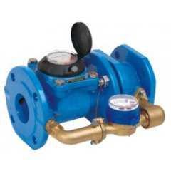 Счетчики воды сопряженные MWN/JS Гран-Система- С