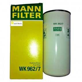 Фильтр топливный МАЗ (ЯМЗ евро 3) Т6103, ST358, 650.1117039, WK962/7