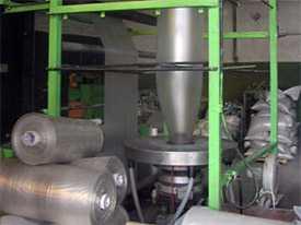 Пленка ПВД черная 1,5 м х 2, 100 мкм