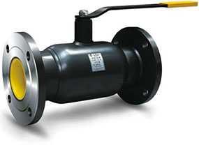 Кран шаровой LD фланцевый(КШЦФ) Ру - 1,6МПа Ду 50