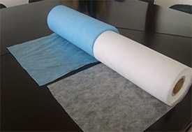 СМС (спанбонд-мельтблаун-спанбонд), ширина 1,4 м, 20 г/м2