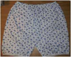 Панталоны женские длинные, 100% хлопок