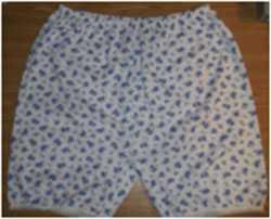 Панталоны женские короткие, 100% хлопок