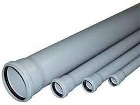 Труба ПП Дн 110х1000/2,7 мм с уплотнительным кольцом