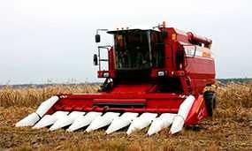 Комплект оборудования для уборки кукурузы на зерно (КОК) - ОАО ГЗЛиН