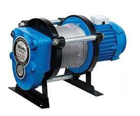 Лебедка электрическая KCD 500