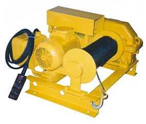 Лебедка электрическая ТЛ-16