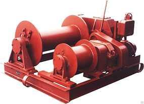 Лебедка электрическая ТЛ-8Б (железнодорожная)