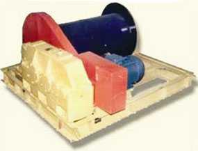 Лебедка электрическая ЛМ-10А