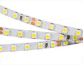 Лента светодиодная RT 2-5000 24V White-5mm 2x (3528, 600LED, LUX) - Arlight