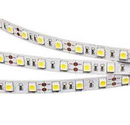 Лента светодиодная RT 2-5000 12V White 2X (5060, 300 LED, LUX) - Arlight