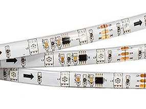 Лента светодиодная SPI-5000SE-AM 12V RGB (5060, 150 LED x3, 1804) - Arlight