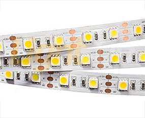 Лента светодиодная RT 2-5000 12V White-MIX 2x(5060,300 LED,LUX) - Arlight