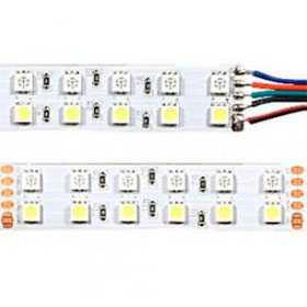Лента светодиодная RT 2-5000 24V RGB-Day 2x2 (5060, 720 LED) - Arlight