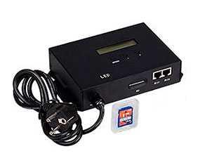Контроллер HX-805TC (122880pix,220V,SD-card,TCP/IP) - Arlight