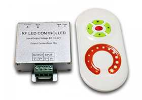MIX-контроллер LN-RF5B (12-24V,120-240W,ПДУсенс) - Arlight