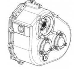 Коробка передач КВС-2-0114100(А) - ГОМСЕЛЬМАШ