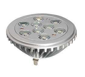 Лампа светодиодная MDS-AR111-9x1W 35deg White 12V - Arlight