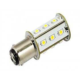 Автолампа BA15S 18-LED2835-12V White - Arlight