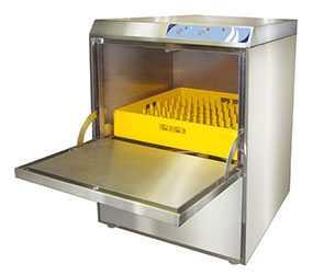 Машина посудомоечная с фронтальной загрузкой Silanos Е50 - Silanos