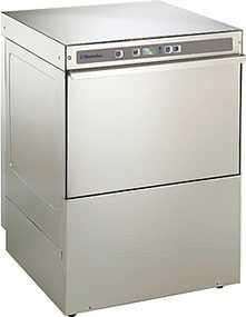 Машина посудомоечная с фронтальной загрузкой Electrolux Professional NUC1DP (400141) - ELECTROLUX