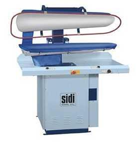 Гладильный пресс SIDI MONDIAL LV-800/U - SIDI MONDIAL