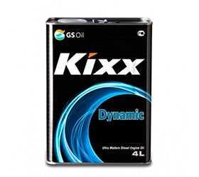 Масло моторное KIXX DYNAMIC API CH-4/SJ 10W-40, 4 л - ЛЛК-Интернешнл