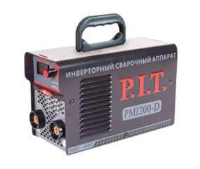 Сварочный инвертор PMI200-D - P.I.T.