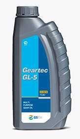 Масло трансмиссионное GEARTEC GL-5 85W-140, 1 л - ЛЛК-Интернешнл