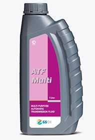 Масло трансмиссионное KIXX ATF MULTI, 1 л - ЛЛК-Интернешнл