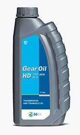 Масло трансмиссионное GEAR OIL HD 75W-85, 1 л - ЛЛК-Интернешнл