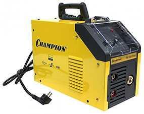 Инвертор ручной сварочный CHAMPION IW-220/10.6ATL - CHAMPION