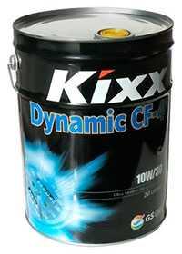 Масло моторное KIXX DYNAMIC API CF-4/SG 10W-30, 20 л - ЛЛК-Интернешнл